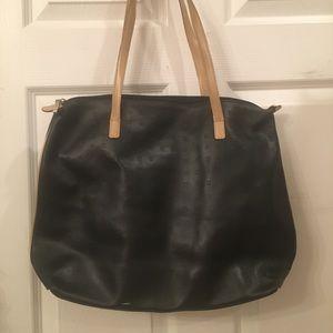 EUC! ARCADIA 💯% authentic 💯% leather tote bag